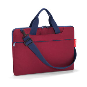 Kompaktní taška na notebook Reisenthel Netbook Dark Ruby