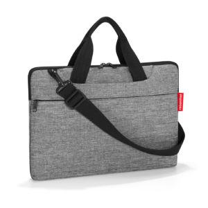 Kompaktní taška na notebook Reisenthel Netbook Twist Silver