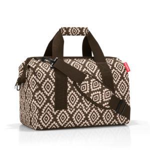 Kompaktní taška Reisenthel Allrounder M Diamonds Mocha