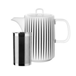 Konvice na kávu ASA Selection Muga 1l pruhy