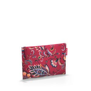 Kosmetická taška Reisenthel Case 1 Paisley Ruby