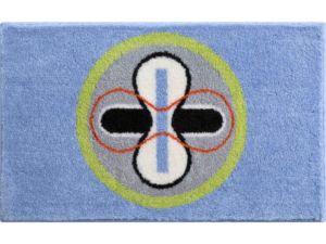 Koupelnová předložka Grund Karim 01 043 modrá