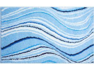 Koupelnová předložka Grund Vela | modrá