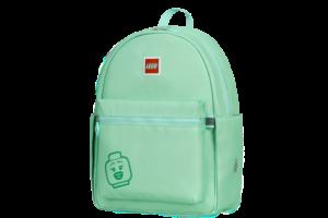 LEGO Tribini JOY batoh velký   pastelově zelená