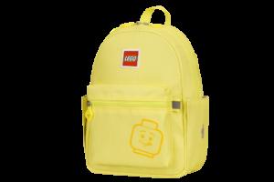 LEGO Tribini JOY batůžek malý | pastelově žlutá