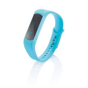 Loooqs, fitness náramek Activity, modrá