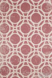 Moderní (buklák) kusový koberec Adria 14CEC | červený
