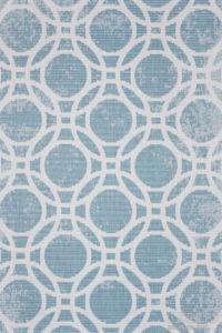 Moderní (buklák) kusový koberec Adria 14KSK | modrý