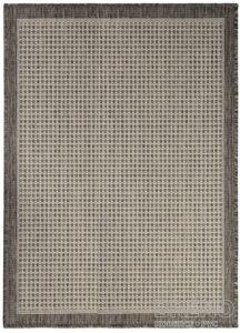 Moderní (buklák) kusový koberec Sisalo Dawn 2822W71I | šedý