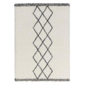 Moderní Kusový koberec Aversa 194000 Diamant Krémový