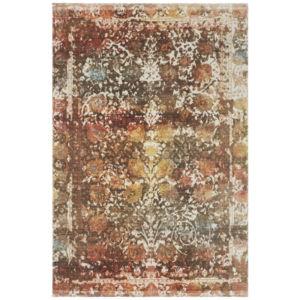 Moderní Kusový koberec Babur 103941 Vícebarevný