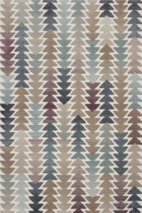 Moderní kusový koberec Boho 41WEW | bílo-hnědý