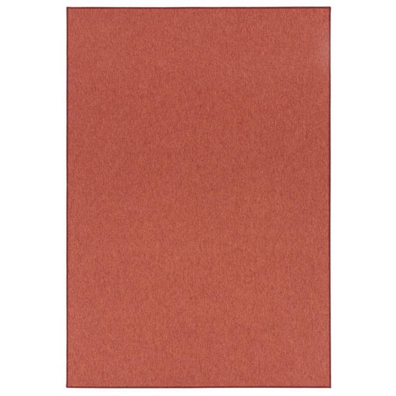 Moderní kusový koberec Casual 103411   cihlový