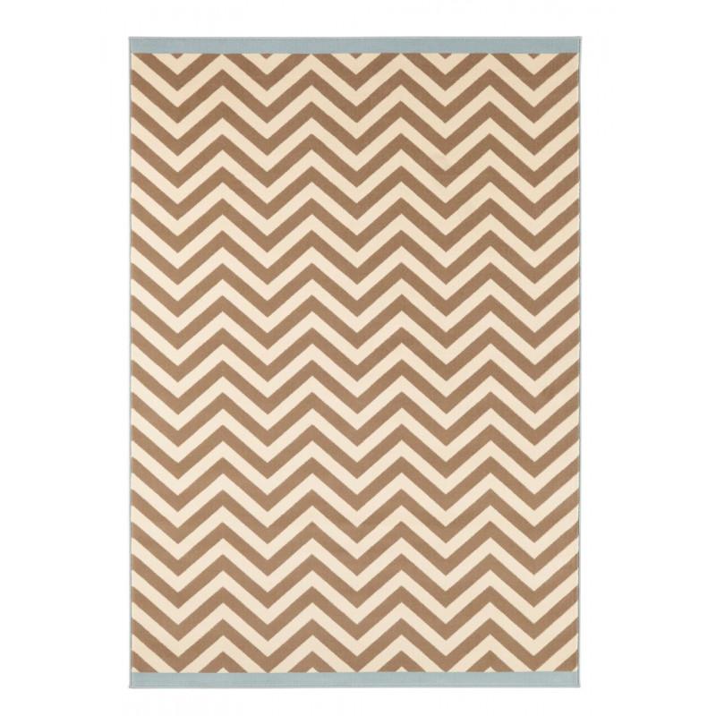 Moderní kusový koberec Celebration 103452 | hnědý