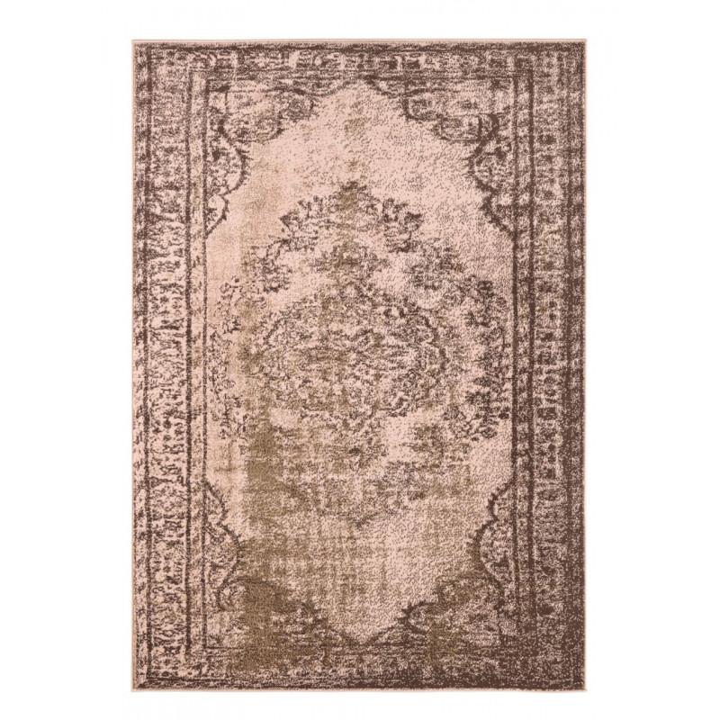 Moderní kusový koberec Celebration 103459 | hnědý