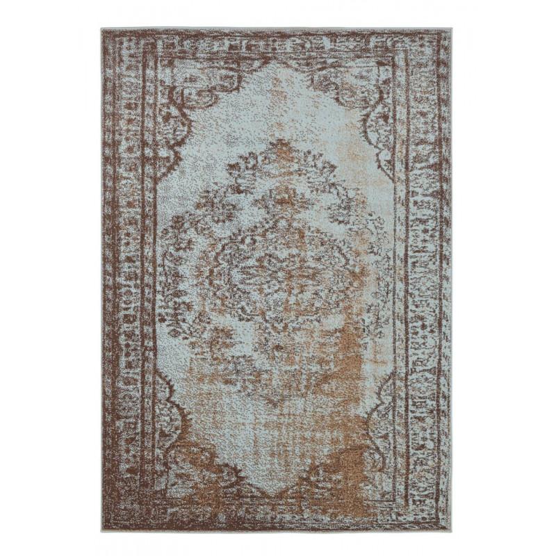 Moderní kusový koberec Celebration 103460   hnědý