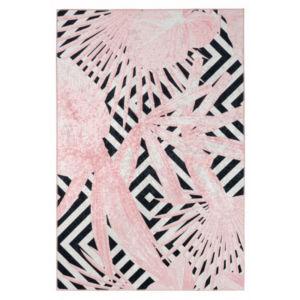 Moderní Kusový koberec Exotic 214 prách Růžový