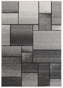 Moderní kusový koberec Fuji 158/6497 | šedý