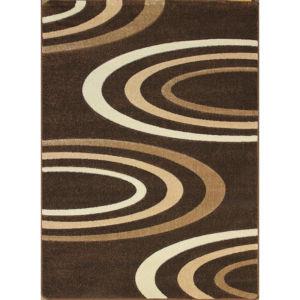 Moderní kusový koberec Jakamoz 1061 Bronz
