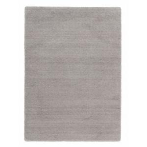 Moderní Kusový koberec Livorno Deluxe 170004 Šedý