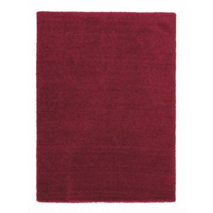Moderní Kusový koberec Livorno Deluxe 170010 Červený