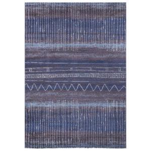 Moderní Kusový koberec Luxury 330 Světle fialový