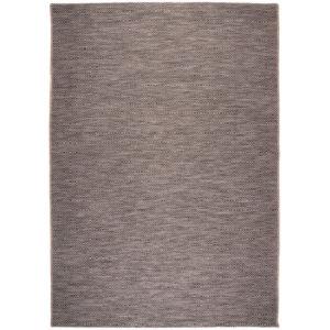 Moderní Kusový koberec Nordic 870 Šedý