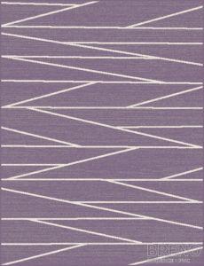 Moderní kusový koberec Mondo A5LVL   fialový