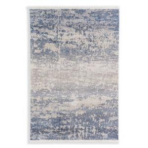 Moderní Kusový koberec Mystik 191020   Modrý
