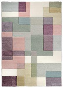 Moderní kusový koberec Pastel 22798/110   vícebarevný