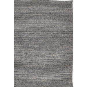 Moderní kusový koberec Nargil  7551A   hnědý