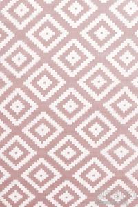 Moderní kusový koberec Plus 8005 Pink | růžový