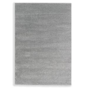 Moderní Kusový koberec Pure 190004 Šedý