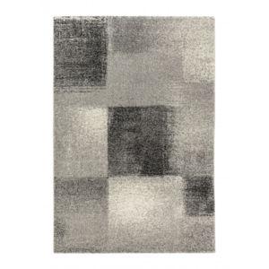 Moderní Kusový koberec Samoa 151040 Diamant Šedý