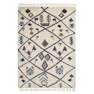 Moderní Kusový koberec Urban 181001 Krémový