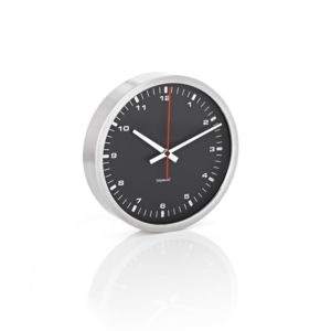Nástěnné hodiny Blomus Era 30 cm černé