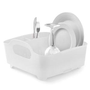 Odkapávač nádobí Umbra Tub   bílý
