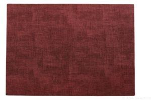 Prostírání ASA Slection MELI-MELO 33×46 cm   vínová