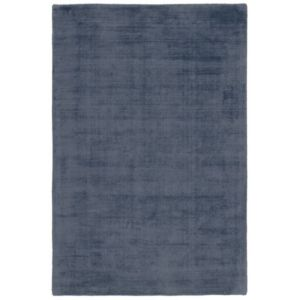 Přírodní kusový koberec Maori 220 | džinový