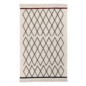 Ručně tkaný kusový koberec Bereber Crisscross