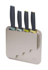 Samolepící pouzdro s noži Joseph Joseph DoorStore™ Knives