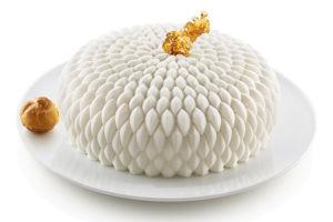 Silikonová pečicí forma na dort Silikomart Honore