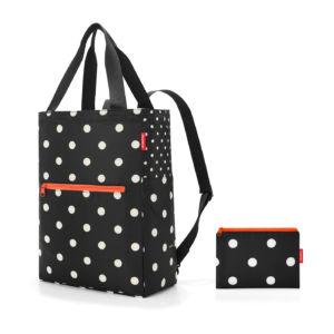Skládací batoh / taška Reisenthel Mini Maxi 2-in-1 Mixed Dots