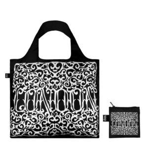 Skládací nákupní taška LOQI SAGMEISTER & WALSH London