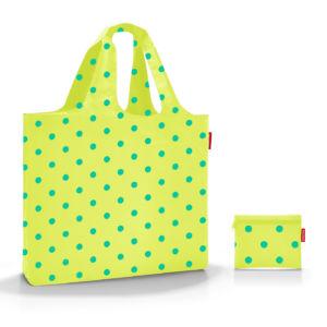 Skládací taška Reisenthel Mini Maxi Beachbag Lemon Dots