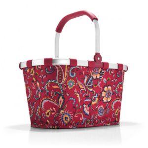 Skládací nákupní taška Reisenthel Carrybag Paisley Ruby