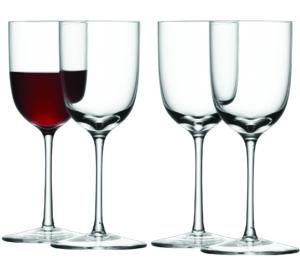 Skleničky na portské víno LSA Bar 190 ml 4 ks