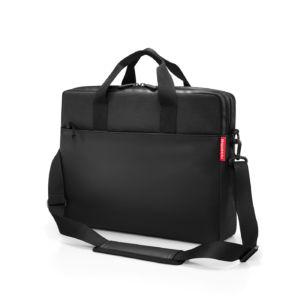 Taška na notebook Reisenthel Workbag Canvas Black