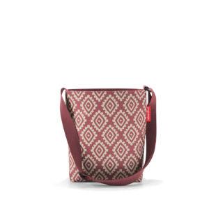 Taška přes rameno Reisenthel Shoulderbag S Diamonds Rouge