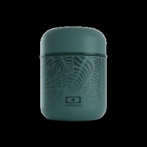 Termobox na svačinu MonBento Capsule Graphic | Jungle